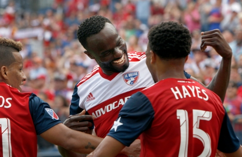 Why FC Dallas head coach Oscar Pareja hasn't been able to find a consistent starting 11