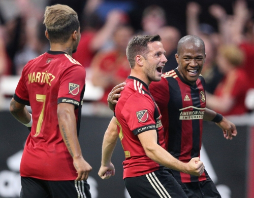 MLS Power Rankings for May 1, 2018