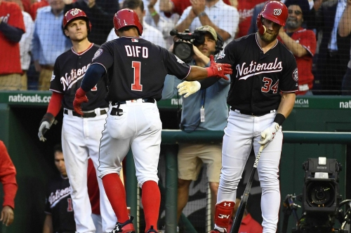 Nationals 12-4 over Pirates: Nats' bats wake up in third straight win...