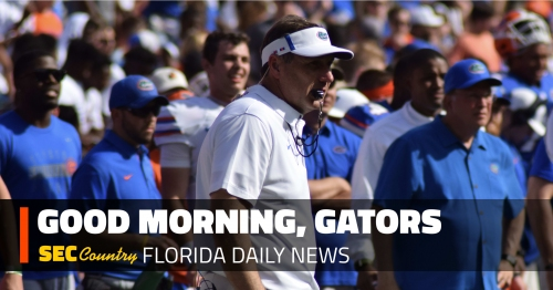 Where Florida ranks in the early 2018 college football top 25 projections