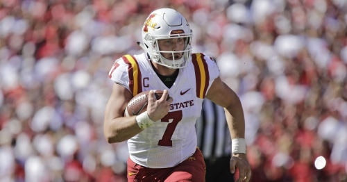 Former Iowa State LB Joel Lanning signs with Dallas Cowboys