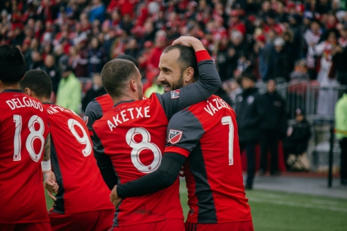 Photo Essay: Toronto FC can't hold lead against Chicago Fire