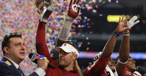 Updated 2018 College Football Playoff odds released for Oklahoma