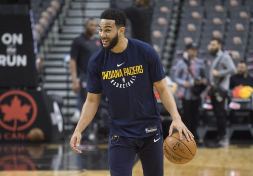 Report: Cory Joseph is returning to the Pacers