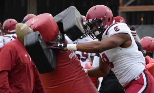 South Carolina football: What's next for the Gamecocks top pass-rusher?