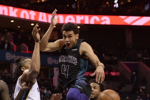 2017-18 Hornets Season Review: Marcus Paige and Mangok Mathiang
