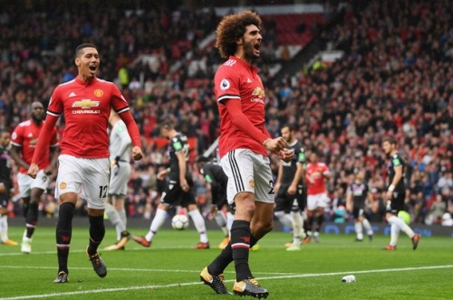 Manchester United FC have made a mistake over contract says Marouane Fellaini