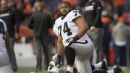 Raiders OL Vadal Alexander suspended four games for PEDs