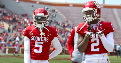 Oklahoma headlines 4 Big 12 schools in ESPN's post-spring Top 25