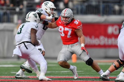The best NFL prospects on Ohio State's 2018 roster; Garrett Wilson recruiting impact: Podcast