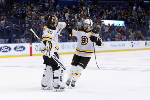 Bruins to play two preseason games in China this September