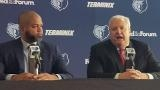 Griz GM Chris Wallace on hiring J.B. Bickerstaff