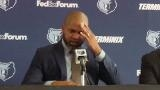 J. B. Bickerstaff on being Grizzlies head coach
