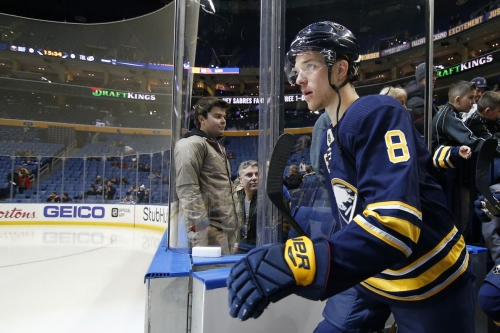 Sabres Re-Sign Casey Nelson to a Two-Year Deal