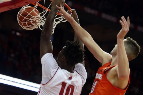 Syracuse would've appreciated Wisconsin boycotting in 2016-17 (LINKS)