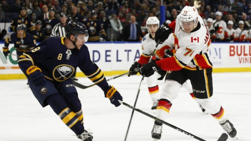 Sabres re-sign defenceman Casey Nelson to 2-year contract