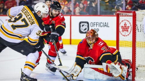 Bruins To Play Calgary Flames In China Twice During 2018 NHL Preseason