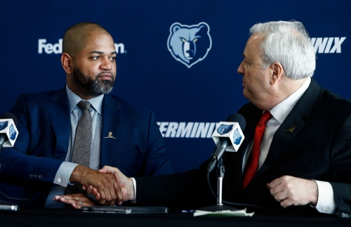 Grizzlies coach J.B. Bickerstaff will do it right way, like NBA-coaching dad, coal-mining family