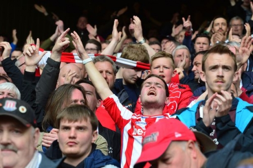 Relish the challenge! Stoke defender embracing must-win game in 'crazy' atmosphere