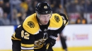 David Backes, Cedric Paquette Drop Gloves During Bruins-Lightning Game 3