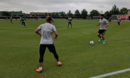 FC Dallas Practice Observations: May 2nd