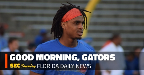 No rest for Gators already getting in offseason work; OL transferring out of program