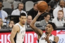 The Dejounte Murray Project has just begun