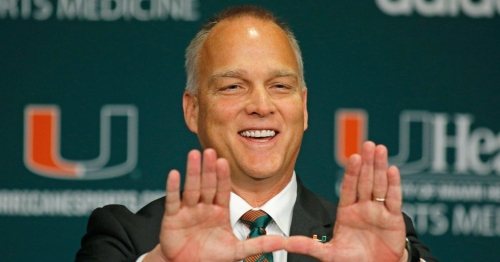 Miami Hurricanes complete extension with Mark Richt