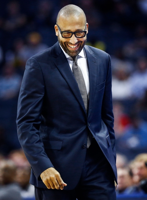 Ex-Grizzlies coach Fizdale: 'The team and city are in great hands'