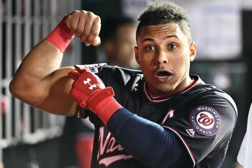 Washington Nationals' lineup for series finale with Pittsburgh Pirates + love for Wilmer Difo...