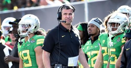 Oregon coach Mario Cristobal talks about Nick Saban's influence