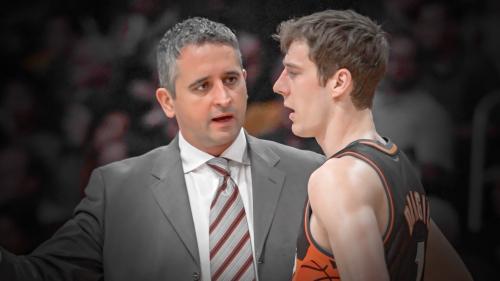 Heat guard Goran Dragic unlikely to see reunion with coach Igor Kokoskov