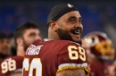 "A.J. Francis rips ""racist"" Redskins after signing with Giants"