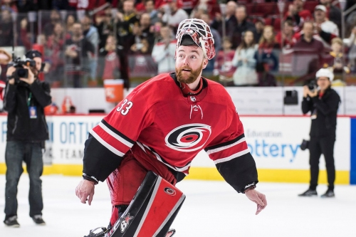 About Last Season: Scott Darling