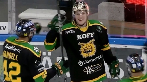 Rangers agree to terms with Finnish star Ville Meskanen