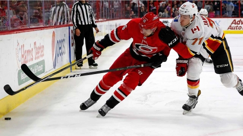 Hurricanes trade Marcus Kruger to Coyotes for Jordan Martinook