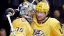 Hartnell expected to replace Fiala in Predators lineup for Game 4