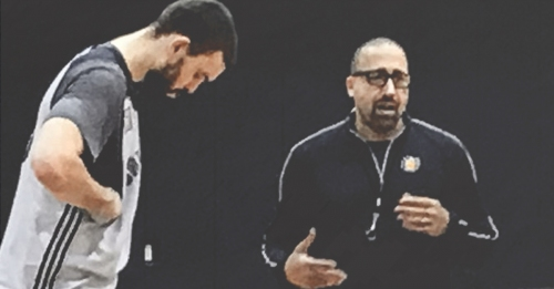 Grizzlies news: David Fizdale on relationship with Marc Gasol