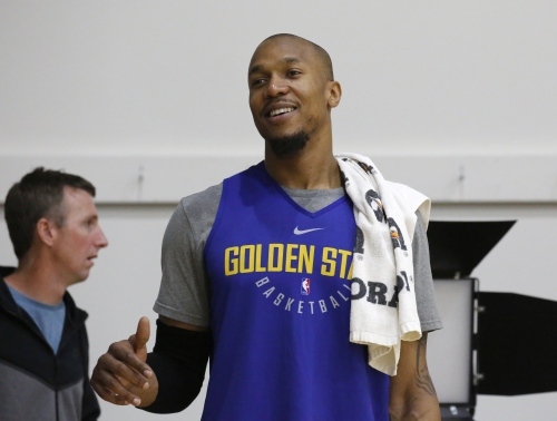 NBA playoffs: How David West's time in New Orleans shaped his career, philanthropy