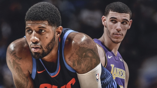 NBA insider says 'put your money' on Paul George signing with Los Angeles
