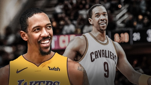 Channing Frye jokes that he wouldn't get a ring if Cavs won title