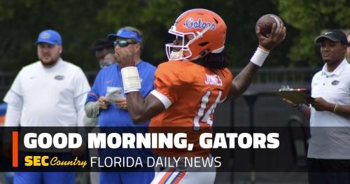 Florida QB Emory Jones' HS coaches dish on his true talents; more Gators draft news