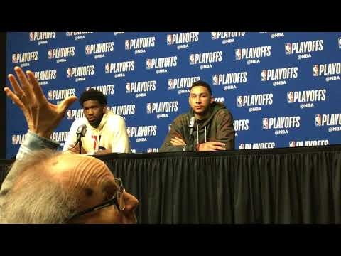Boston Celtics vs. Philadelphia 76ers: Ben Simmons struggles in Game 2, but says Heat were more physical