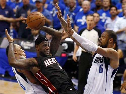 How did LeBron James become the dominant player he is today? He credits 2011 NBA Finals loss to Mavs