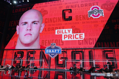 Ohio State's 2013 recruiting class may have produced the most first-round NFL Draft picks ever