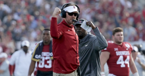 CBS Sports ranks Lincoln Riley in 'blue-blood champions' tier