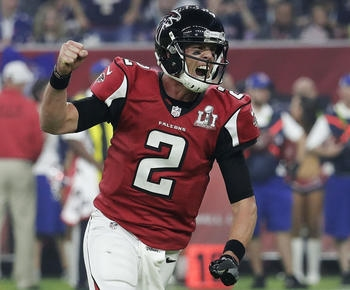 Falcons QB Ryan agrees to 5-year, $150 million extension