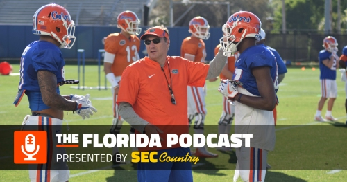 With both transfers eligible, Florida will have its best WR group since 2009