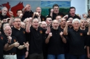 Cardiff City fans' chants as you've never heard them before... sung by Treorchy Male Choir