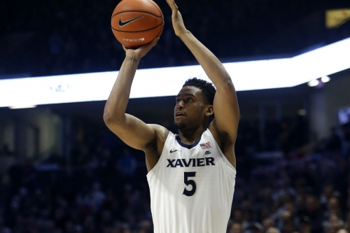 Xavier Season in Review: Trevon Bluiett report card